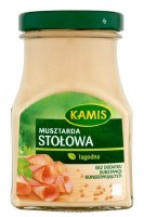 Kamis Musztarda Stolowa Mild Mustard 185g