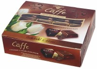 Solidarnosc Caffe Chocolate Squares with Coffee Filling 400g
