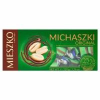 Mieszko Classic Chocolates with Peanuts 220g