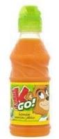 Kubus GO! Carrot Banana Juice 0.3L