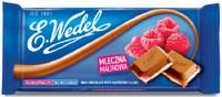 E. Wedel Raspberry Filled Chocolate 100g