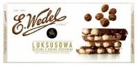 E. Wedel Luxury Chocolate with Whole Hazelnuts 100g