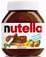 Ferrero Nutella Hazelnut Spread 600g