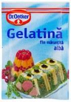 Dr. Oetker White Gelatin Powder 10g