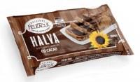 Feleacul Sunflower Halva with Cocoa 200g