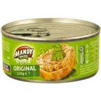 Mandy Foods Original Vegetable Pate 120g