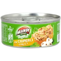 Mandy Foods Vegetable Pate with Mushrooms 120g