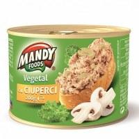 Mandy Foods Vegetable Pate with Mushrooms 200g