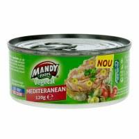Mandy Foods Mediterranean Vegetable Pate 120g