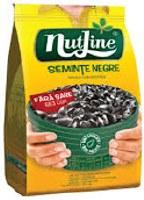 Nutline Roasted Black Sunflower Seeds with No Salt 300g