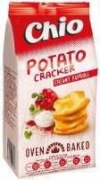 Chio Potato Creamy Paprika Crackers 90g