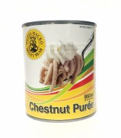 Honey Bear Chestnut Puree 860ml