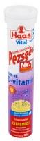 Haas Pezsges Lemon Flavor 1000 NE Vitamin D Tablets 80g