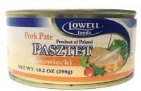 Lowell Pork Pate 290g