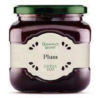 Grannys Secret Plum Extra Jam 670g