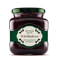 Grannys Secret Wild Blueberry Preserve 375g