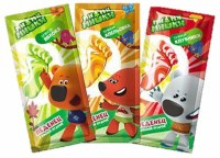 Confitrade Be Be Bears Lollipops 10g Random Flavor
