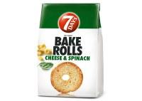 7 Days Bake Rolls with Spinach Flavor 70g