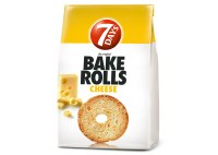 7 Days Bake Rolls with Cheese  Flavor 70g