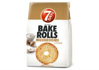 7 Days Bake Rolls with Mushroom Flavor 112g