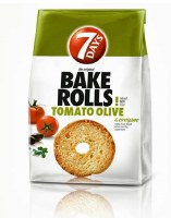 7 Days Bake Rolls with Tomato and Olive Flavor 112g