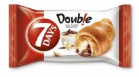 7 Days Croissant Double Cocoa and Vanilla 80g