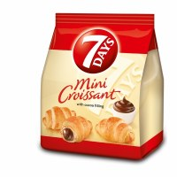 7 Days Mini Croissant with Cocoa Cream Filling 200g