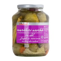 Raureni Mixed Vegetables 1650g
