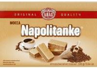 Kras Mocca Wafers Napolitanke 330g