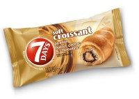 7 Days Croissant with Peanut Butter and Chocolate 75g