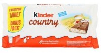 Ferrero Kinder Country 4 pack
