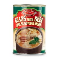 Brother & Sister Bean Soup with Beef