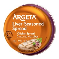 Kolinska Argeta Seasoned Chicken Liver Pate 95g