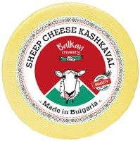 Balkan Creamery Sheep Cheese Kashkaval 450g R