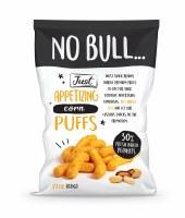 No Bull Appetizing Corn Puffs 60g