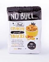 No Bull Crunchy Peanut Snacks 80g
