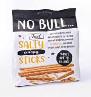 No Bull Salty Crispy Sticks with Peanut Butter Filling 250g