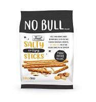 No Bull Salty Crispy Sticks with Peanut Butter Filling 90g
