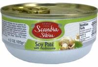 Scandia Sibiu Soy Pate with Mushrooms 120g