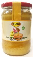 Gradina Multiflower Honey 25oz