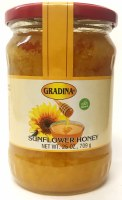 Gradina Sunflower Honey 25oz