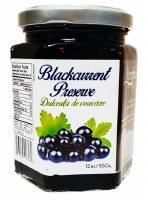 Livada Black Current Preserve 350g