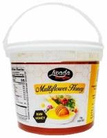 Livada Multiflower Honey in a Pail 2lb