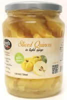 Livada Sliced Quinces in Light Syrup 720ml