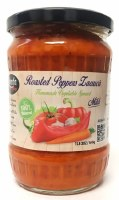 Livada Mild Roasted Peppers Zacusca 540g