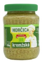 Horcica Kremzska Mustard 350g