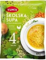 Yumis School Soup 65g