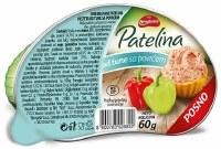 Neoplanta Patelina Tuna Pate with Vegetables 60g