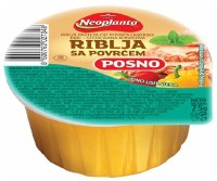 Neoplanta Posno Fish Pate with Vegetables 75g