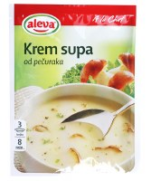Aleva Cream Of Mushroom Soup 51g